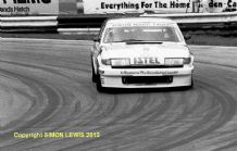 ROVER SD1 Tim Harvey Brands Hatch BTCC 1987 10x7